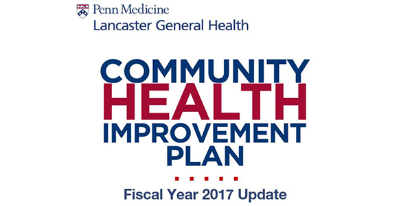 Community Needs Assessment  Lancaster General Health